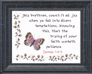 Count It All Joy   Crafting   Cross-Stitch   Other