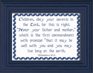 obey your parents in the lord