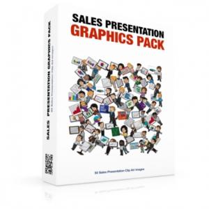 sales presentation graphics pack