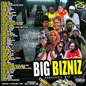 Dj Roy Presents Big Bizniz Dancehall Mix 2020 | Music | Reggae