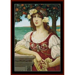 Autumn – Elisabeth Sonrel cross stitch pattern by Cross Stitch Collectibles | Crafting | Cross-Stitch | Other