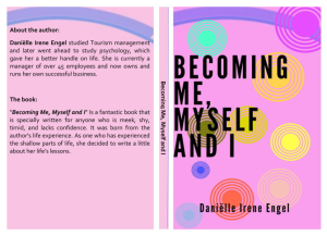 Becoming Me Myself and I | eBooks | Psychology & Psychiatry