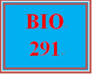 BIO 291 Wk 3 - Ch. 22 Laboratory Exercise 1 | eBooks | Education