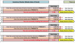Inventory Checker (FREE) | Other Files | Patterns and Templates