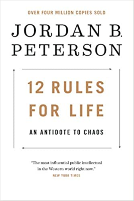 First Additional product image for - 12 Rules for Life/Peterson, Jordan