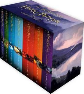 harry potter book collection 1-7 books