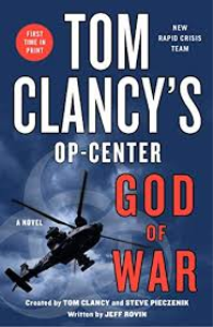 tom clancy's op center god of war by jeff rovin