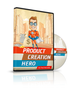 product creation hero
