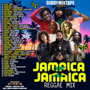dj roy presents jamaica jamaica reggae mix [august 2020]