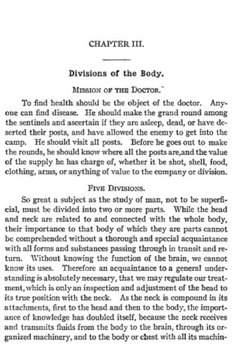 Second Additional product image for - The Philosophy and Mechanical Principles of Osteopathy