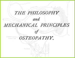 The Philosophy and Mechanical Principles of Osteopathy | eBooks | Health