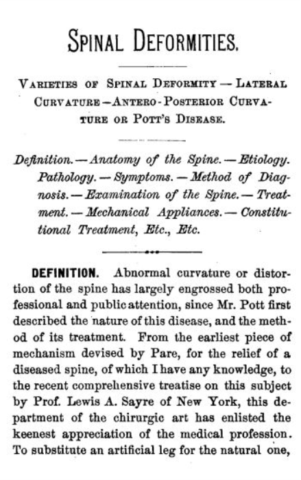 Second Additional product image for - The Homeopathic Treatment of Spinal Curvatures
