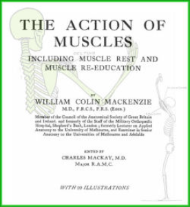 the action of muscles by william colin mackenzie