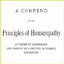 A Compend of the Principles of Homeopathy | eBooks | Health
