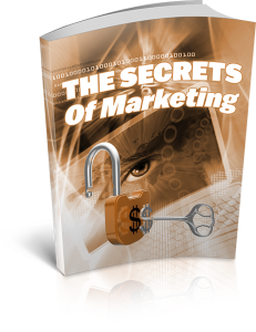 untold secrets of marketing