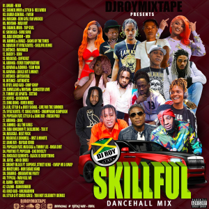 dj roy skillful dancehall mix [sept 2020]