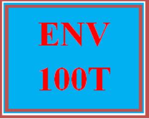 ENV 100T Wk 5 – WileyPLUS Week 5 Weekly Exam   eBooks   Education