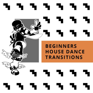 House Dance Transitions Beginners (music by CMINOR & subtitles/filming by MAX WOO) | Movies and Videos | Educational