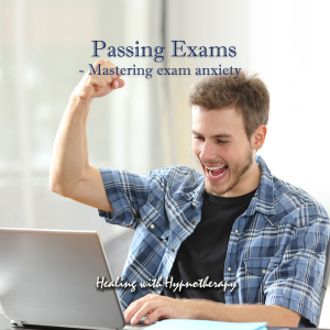 passing exams – mastering exam anxiety