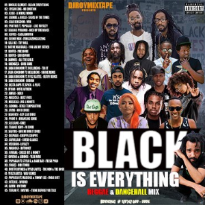 dj roy black is everything reggae & dancehall mix 2020
