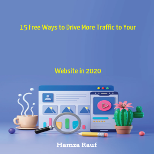 15 free ways to drive more traffic to your