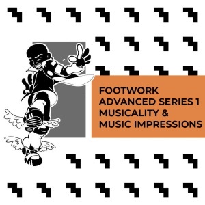 advanced footwork with musical impressions (music by cminor)
