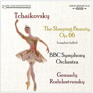 tchaikovsky: the sleeping beauty, op. 66 (complete) - bbc so/gennady rozhdestvensky