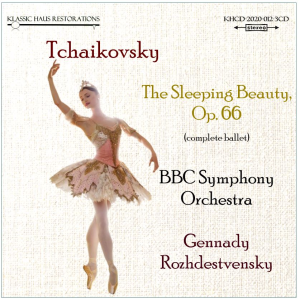 Tchaikovsky: The Sleeping Beauty, Op. 66 (complete) - BBC SO/Gennady Rozhdestvensky | Music | Classical