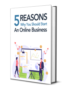 5 reasons why you should start an online business