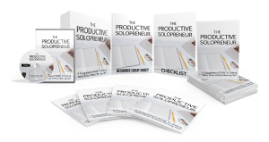The Productive Solopreneur | eBooks | Self Help