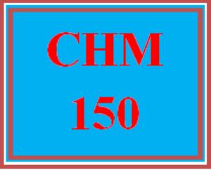 CHM 150 Wk 1 Discussion - Elements | eBooks | Education