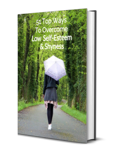 51 top ways to overcome low self-esteem and shyness