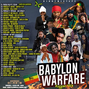 dj roy presents babylon warfare reggae mix [sept 2020]