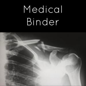 medical binder