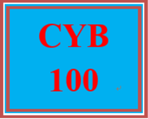 First Additional product image for - CYB 110 All Discussions