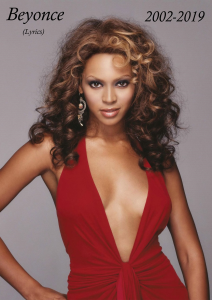 Beyonce lyrics book (2002-2019) | eBooks | Music