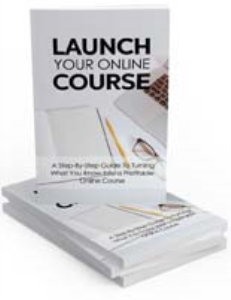 launch your online course