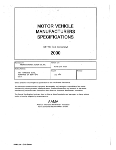 2000 Honda Civic Sedan MVMA | eBooks | Automotive