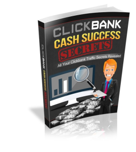 Click Bank Cash Secrets | eBooks | Business and Money