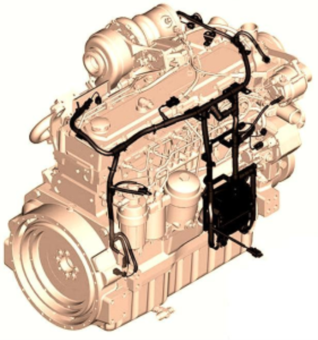 Second Additional product image for - John Deere PowerTech 6090 Engine Lev. 14, Fuel System w.Denso Common Rail Lev. 14 ECU service Repair Technical Manual CTM385