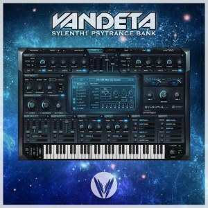 Vandeta Sylenth1 Psytrance Bank Vol.1 | Music | Electronica
