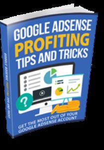 google adsence profiting tips and tricks
