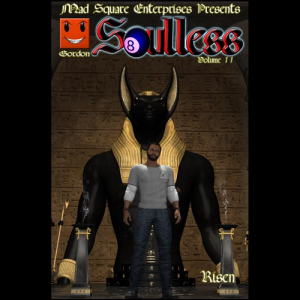 soulless - volume 11: risen