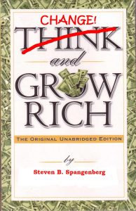 change and grow rich