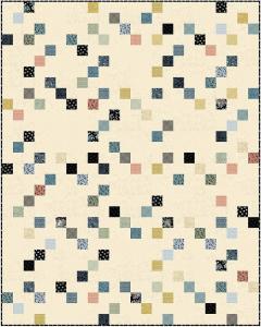 pitter-patter pattern