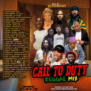 dj roy call to duty reggae mix