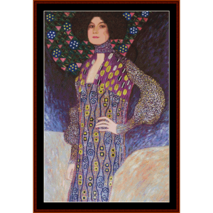 Emily Floge, 2nd edition - Klimt | Crafting | Cross-Stitch | Other