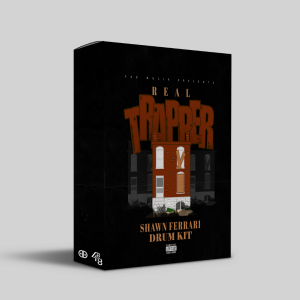 Shawn Ferrari Real Trapper Drum Loop kit | Music | Instrumental