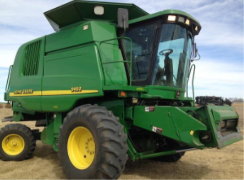 Third Additional product image for - John Deere 9450, 9550 and 9650 Combines (SN: - 695100) Diagnosis and Tests Service Manual (tm1802)