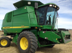 john deere 9450, 9550 and 9650 combines (sn: - 695100) diagnosis and tests service manual (tm1802)